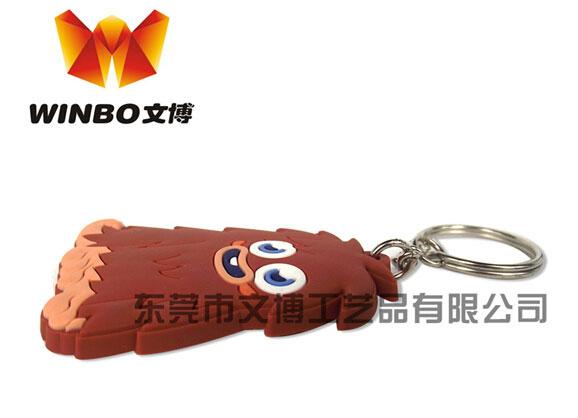 PVC软胶汽车钥匙扣