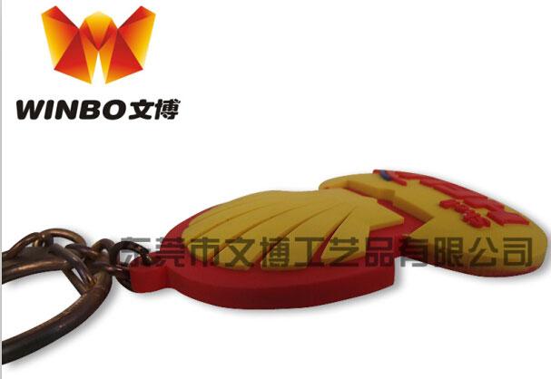 供应PVC钥匙挂扣,金属礼品扣