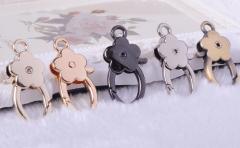 夏季新上市的一款金属钥匙扣